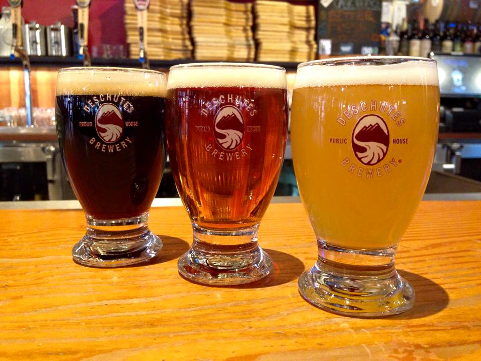 From Deschutes Brewery Portland Public House's Facebook Page