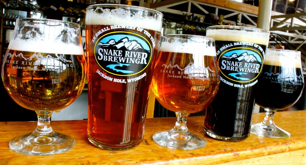 From Snake River Brewing's Facebook Page