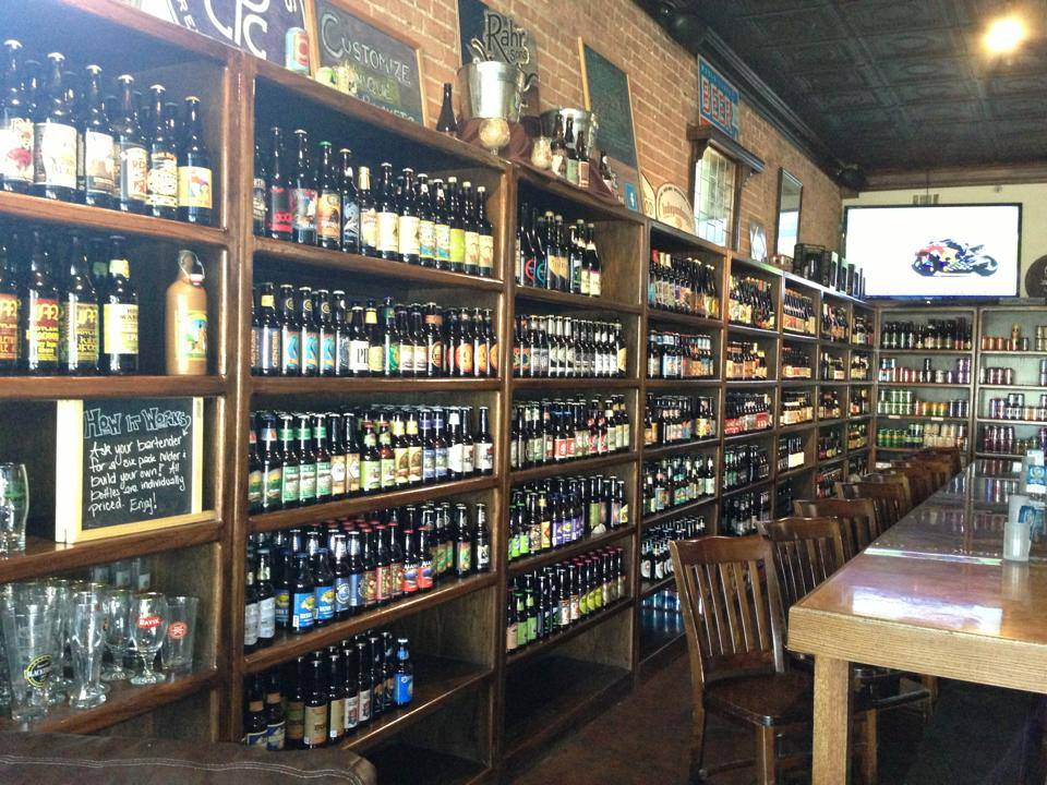 The Bottle Shop World Beer Co.