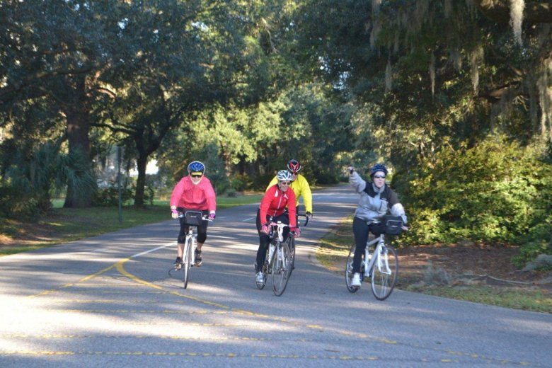 Via Charleston Bicycle Tours