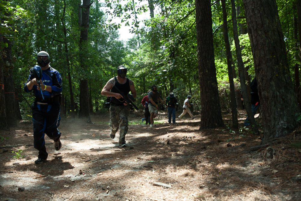 Via Charleston Paintball