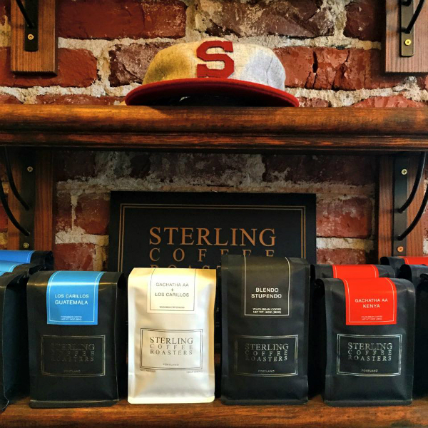 From Sterling Coffee Roaster's Facebook