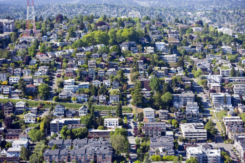 best suburbs in seattle