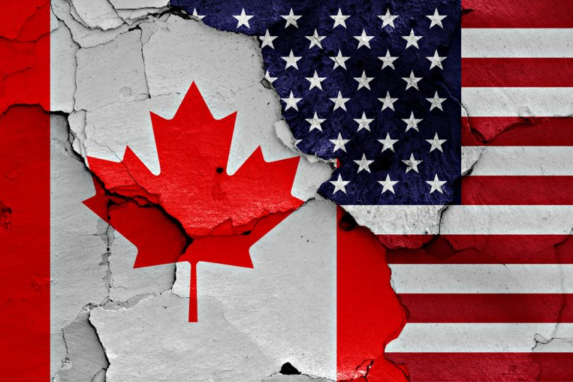 canadians moving to the usa