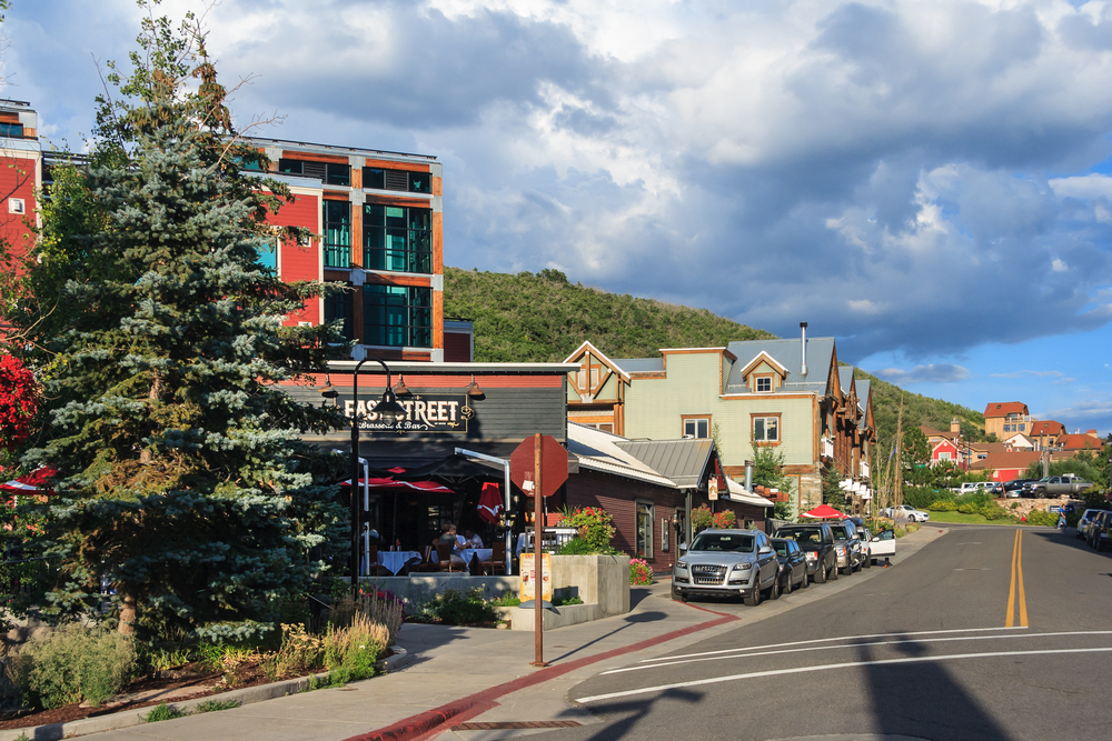 park city utah vacation homes