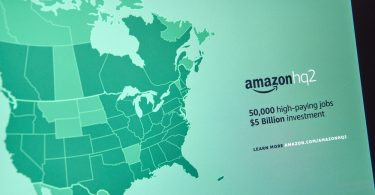 cities for amazon hq2